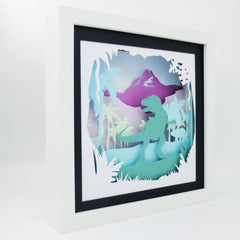 T-Rex - Build your own lightbox