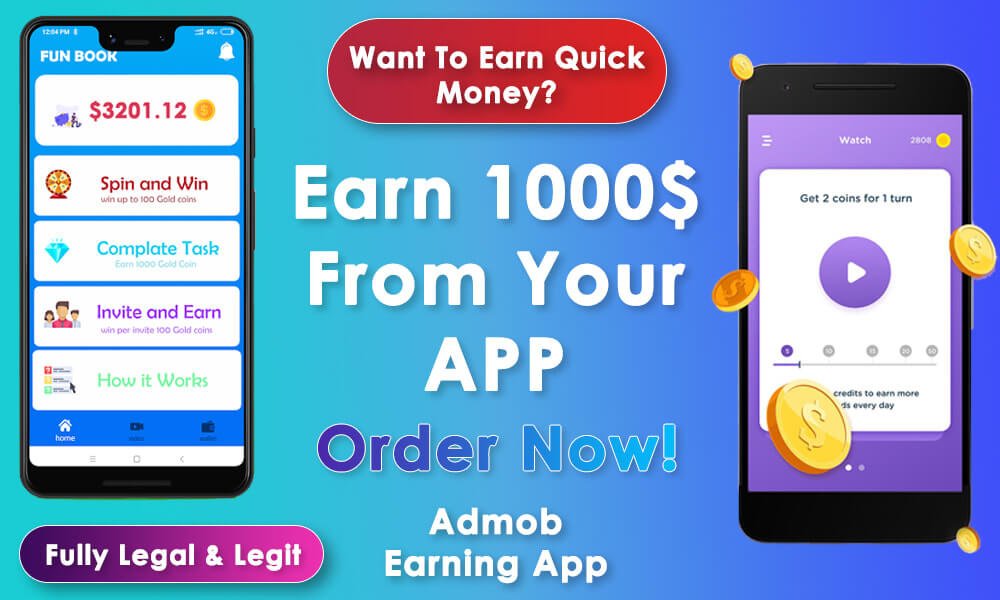 To make your passive income with earning browser android app earning app.Having Helped Over 8,000+ Businesses Across The World Grow Their Online Presence By Providing Professional SEO Audit Reporting Services & SEO Planning Services For Their Websites.I Am  also a Digital Marketer.