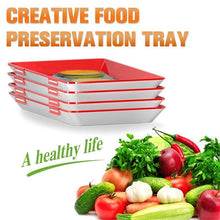 Load image into Gallery viewer, Creative Food Preservation Tray - Smart Widget