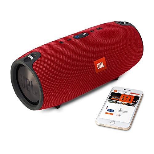 JBL Xtreme Portable Wireless Bluetooth Speaker (Red) - Smart Widget