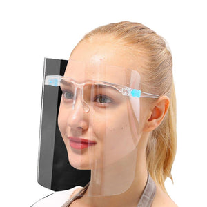Face Shield with Glasses Frame - Smart Widget