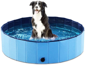 Portable Paw Pool for Pets - Smart Widget