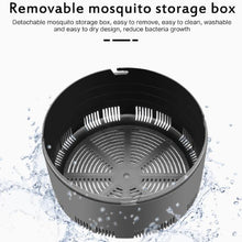 Load image into Gallery viewer, USB Powered LED Mosquito Zapper Lamp [QUIET + NON-TOXIC] - Smart Widget