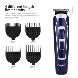 Electric Hair Clipper Rechargeable Shaver Professional Cordless - Smart Widget
