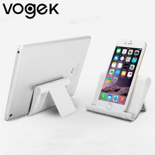 Load image into Gallery viewer, Vogek Foldable Plastic Phone Stand Holder Base for iPhone X XR for Samsung S10 S10+ Smartphone - Smart Widget