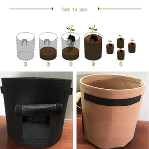 Potato Growing Bag - Home Garden - Smart Widget