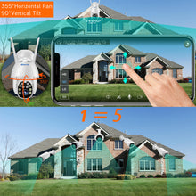 Load image into Gallery viewer, 1080p Wireless IP Camera Outdoor Speed Dome camera SD Card P2P - Smart Widget
