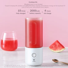 Load image into Gallery viewer, Blender Electric Kitchen Mixer Juicer Fruit Small Portable Processor - Smart Widget