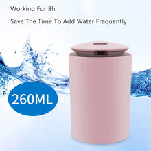 Load image into Gallery viewer, Mini Air Humidifier For Home USB Bottle Aroma Diffuser - Smart Widget