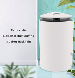 Mini Air Humidifier For Home USB Bottle Aroma Diffuser - Smart Widget