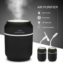 Load image into Gallery viewer, 3 in 1 Aroma Diffuser Cans Car Humidifier Mini Air Purifier Aromatherapy - Smart Widget