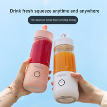 Load image into Gallery viewer, Vitamin Juice Cup Vitamer Portable Juicer V Youth Charging Juice - Smart Widget