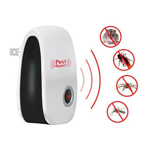 Ultrasonic Anti Mosquito Insect Repeller - Smart Widget