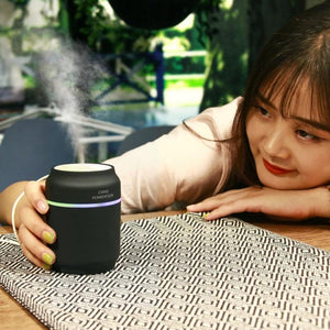 3 in 1 Aroma Diffuser Cans Car Humidifier Mini Air Purifier Aromatherapy - Smart Widget