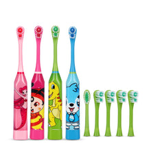 Load image into Gallery viewer, Electric Toothbrush Double-sided Heads For Kids with Soft Replacement - Smart Widget
