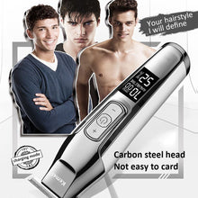 Load image into Gallery viewer, Electric Shaver for Men Twin Blade Cordless Razor Hair - Smart Widget