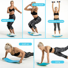 Load image into Gallery viewer, ABS Twisting Fitness Balance Board Simple Core Workout Yoga Fitness Training - Smart Widget