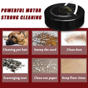 Smart Cleaning Robot Electric Vacuum Cleaner Home Floor Dust Cleaner - Smart Widget