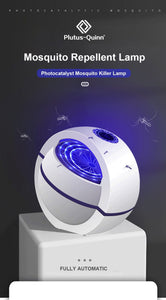 TRAPX™ - High Efficiency Mosquito Killer Lamp [QUIET + NON-TOXIC] - Smart Widget
