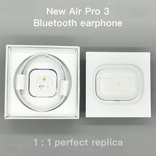 Load image into Gallery viewer, New AirPro 3 TWS Wireless Bluetooth Earphone With Smart In-Ear Detection - Smart Widget