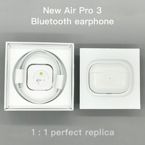 New AirPro 3 TWS Wireless Bluetooth Earphone With Smart In-Ear Detection - Smart Widget