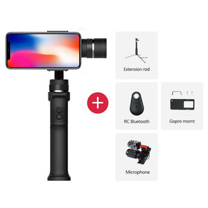Capture 3 Axis Handheld Gimbal Stabilizer for smartphone mobile phone Gopro - Smart Widget