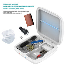 Load image into Gallery viewer, 4 IN 1 Wireless Port UV Sterilizer Disinfection Box - Smart Widget