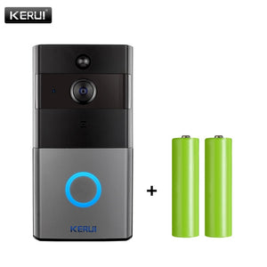 Smart Life Wireless WiFi Video Intercom Doorbell - Smart Widget