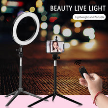 Load image into Gallery viewer, 2020 YouTuBe HOT LED Studio Ring Light Photo Video Dimmable - Smart Widget