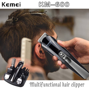 Kemei 11 in 1 Multifunction Hair Clipper Professional Hair Trimmer - Smart Widget