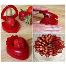 Load image into Gallery viewer, Kitchen Mini Strawberry Mini Chopper Tool - Smart Widget