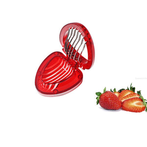 Kitchen Mini Strawberry Mini Chopper Tool - Smart Widget