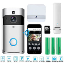 Load image into Gallery viewer, Smart Wireless WiFi Security DoorBell Visual Recording Home Monitor - Smart Widget