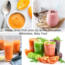 Load image into Gallery viewer, Portable Electric Juicer Blender USB Mini Fruit Mixers Juicers - Smart Widget