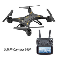 Load image into Gallery viewer, New 640P/1080P Drone Camera HD RC Helicopter WIFI FPV Selfie Drone - Smart Widget