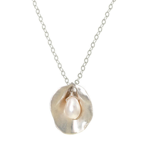 Mother & Pearl Necklace