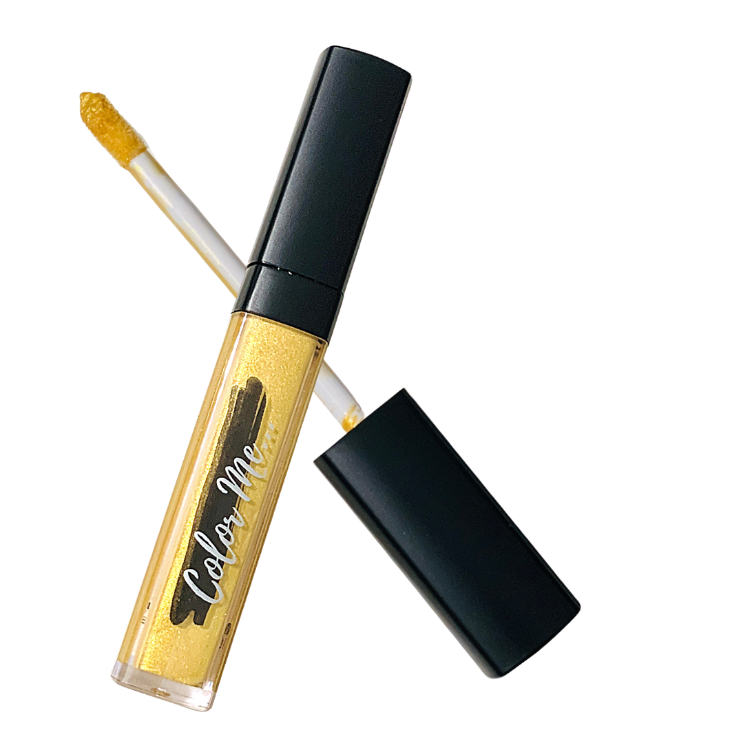 Gold Kisses Lip Gloss