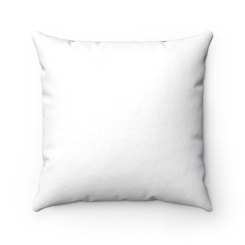 Image of WIN THE GAME WITHIN Sports PowerWORD Square Pillow