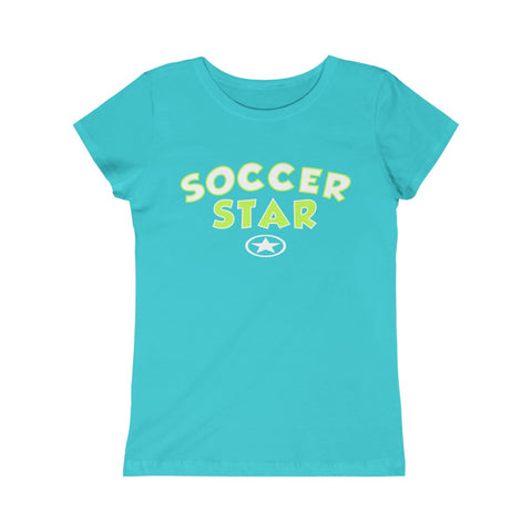 SOCCER STAR Girls Princess Tee
