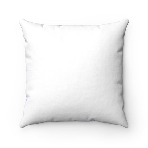 Image of ROCK YOUR WORLD Sports PowerWORD Square Pillow