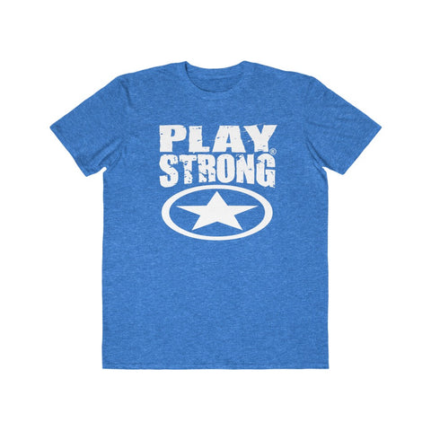 Play Strong Super Star Classic Lightweight Sports Fashion Tee