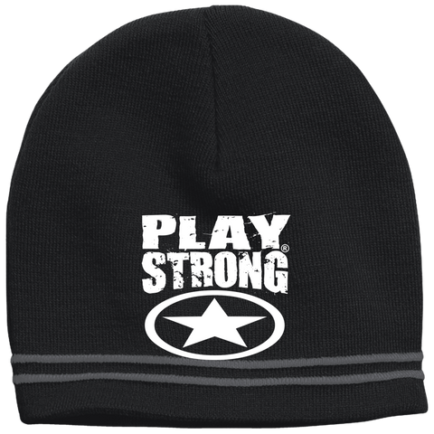 Play Strong Workout Beanie
