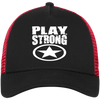 Classic Play Strong Super Star Snapback Trucker Cap