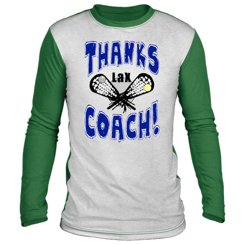 Thanks Coach! Super Soft & Comfy Long Sleeve Shirt