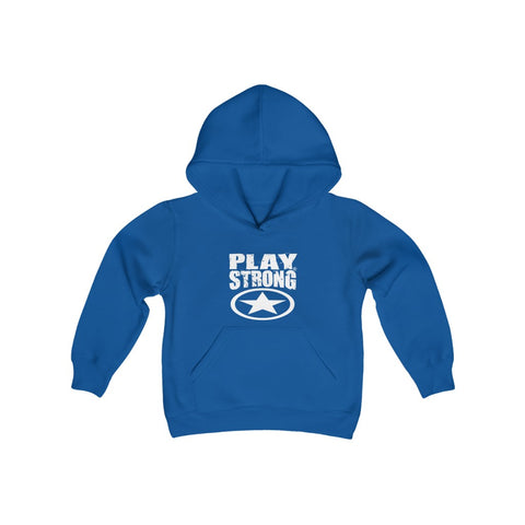Youth Super Star Heavy Blend Hooded Sweatshirt