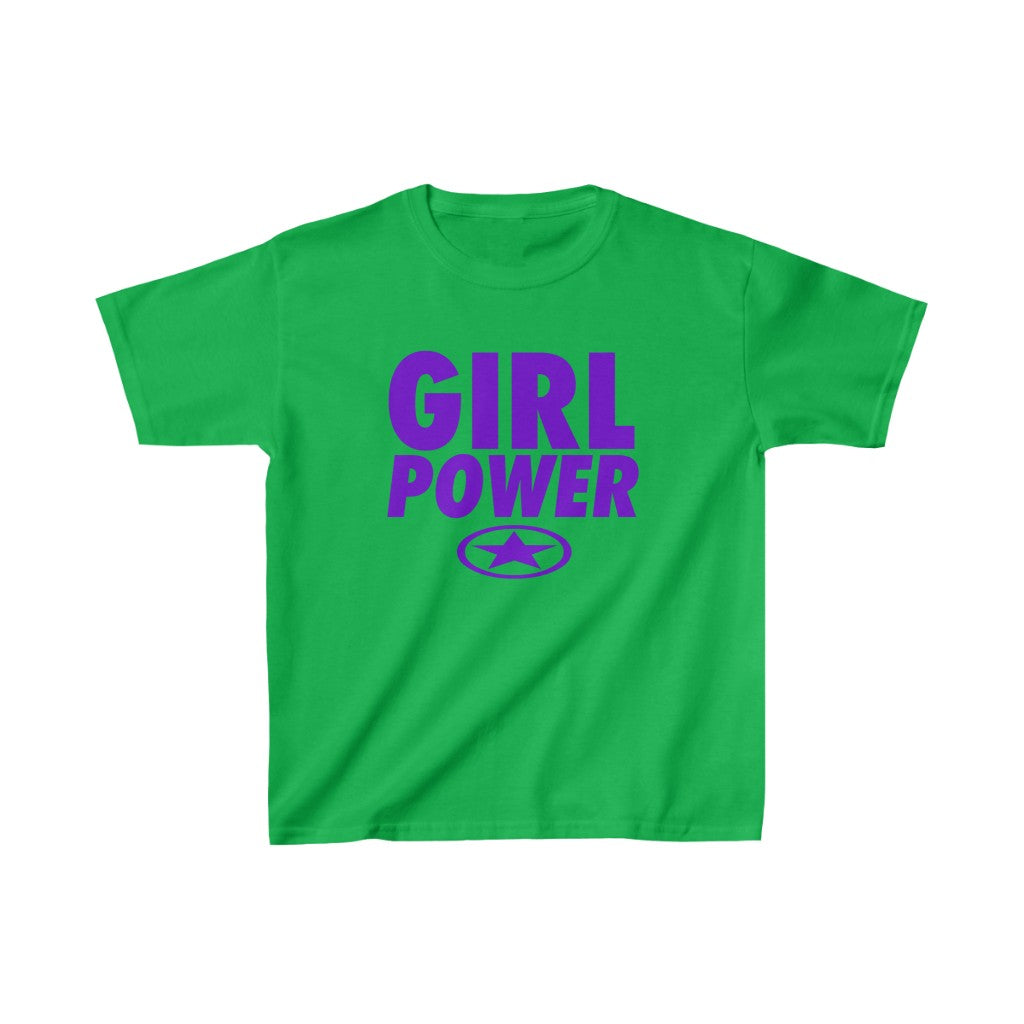 GIRL POWER Kids Heavy Cotton™ Tee