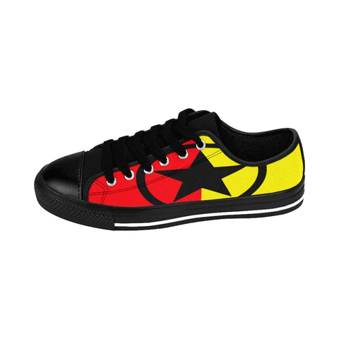 PLAY STRONG Global Super Star Women's Sneakers