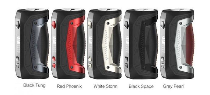 Aegis Max 100w  (21700 - not inc, mod only)