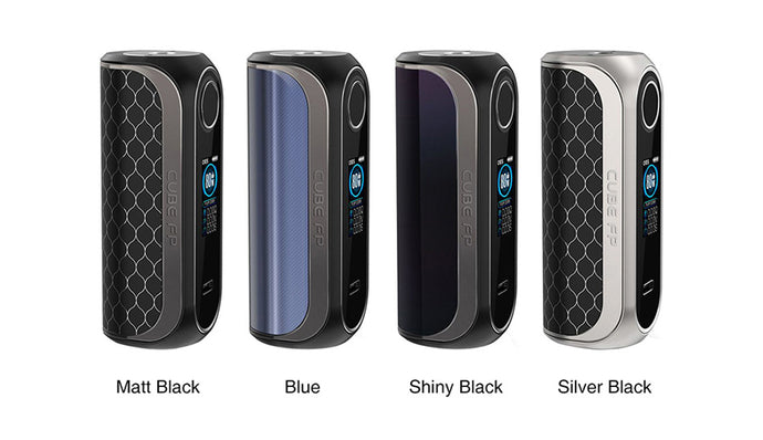 Cube FP (Fingerprint) Mod only (18650 not inc)