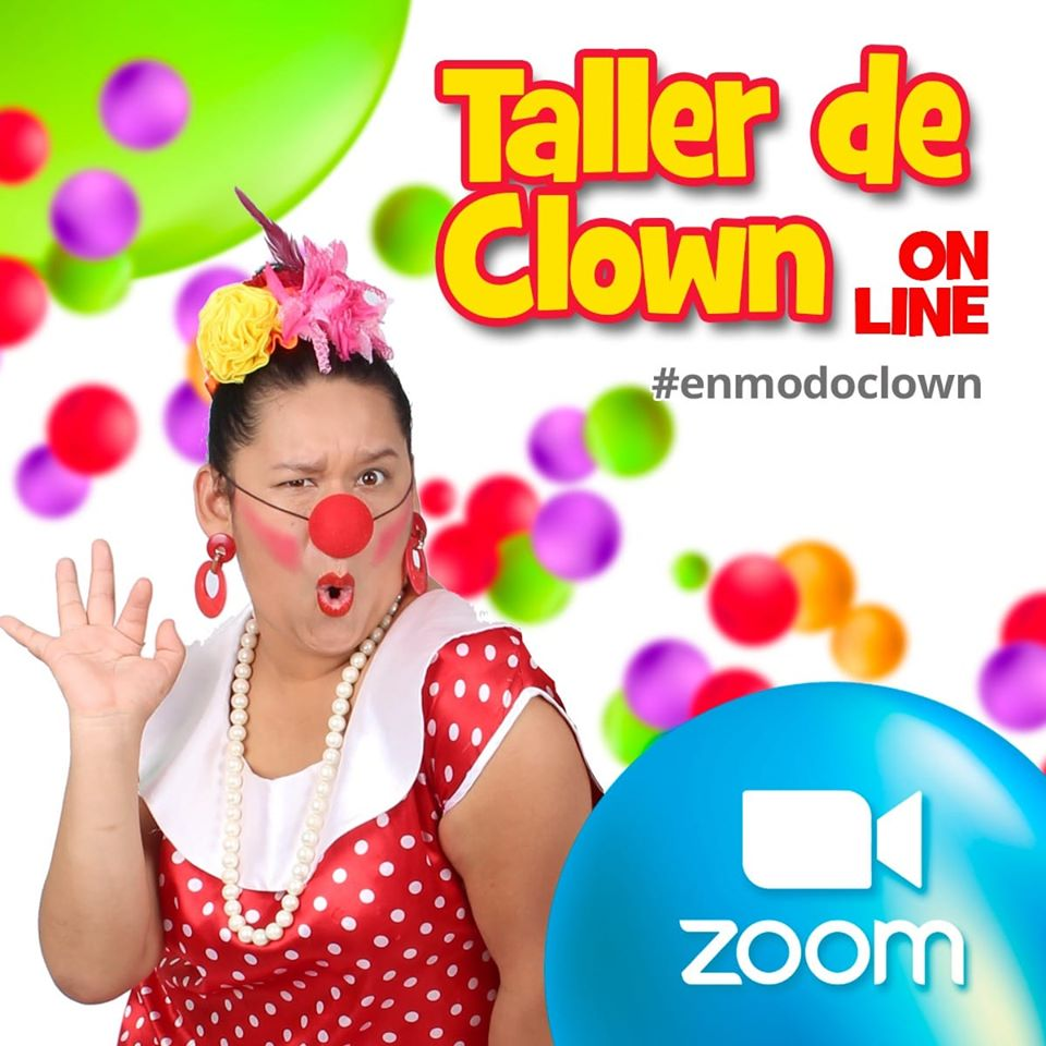TALLER CLOWN #EnmodoClown